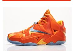 100% authentic 1dad1 36766 Nike LeBron 11 Forging Iron Shoes sale in cheap price.