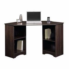 Beginnings Corner Desk Cinnamon Cherry * D by Sauder Woodworking is now available at American Furniture Warehouse. Shop our great selection and save!
