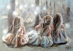 Life around the camp fire breeze by Maria Magdalena Oosthuizen Painting For Kids, Painting & Drawing, South African Artists, Beautiful Paintings, Oeuvre D'art, Painting Inspiration, Art Forms, Amazing Art, Illustration