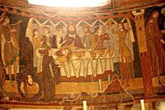 https://ru.wikipedia.org/wiki/Саломея Танец Саломеи, фреска в Монастыре Св. Иоанна, XII в.