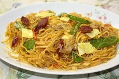 How to celebrate with Pancit Bihon and Canton plus What Dad Taught Me on http://asianinamericamag.com