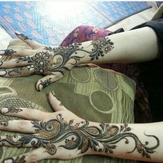 نقش حنا Hena Designs, Arabic Henna Designs, Bridal Henna Designs, Latest Mehndi Designs, Beautiful Henna Designs, Simple Mehndi Designs, Mehndi Designs For Hands, Beautiful Mehndi, Henna Ink