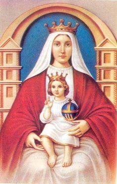 Virgen de Coromoto, patrona de Venezuela