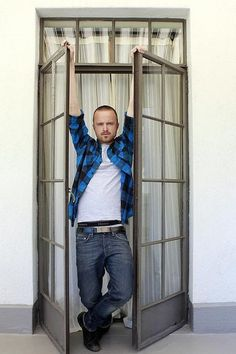 """""""I never asked anybody for anything because this was my dream. If I failed, then I failed;"""" Aaron Paul on acting. Aaron Paul, Jet Set, Best Eye Candy, Beautiful Men, Beautiful People, Ruth Wilson, Jesse Pinkman, Chateau Marmont, Emma Thompson"""