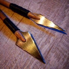 Picture of How to Make a Batch of DIY Arrowheads
