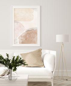 Abstract Wall Art, Abstract Watercolor, Abstract Print, Neutral Walls, Gold Walls, Wall Art Sets, Modern Prints, Artwork Prints, Printable Wall Art