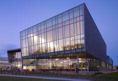 Muenster University Center | Charles Rose Architects