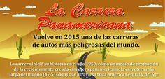 Infografía: El origen la Carreta Panamericana