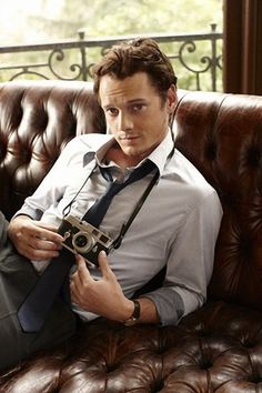 Anton Yelchin... There is just something about him. Maybe it the incredible talent. That and the sexy...