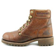 """Caterpillar 6"""" Sequoia Women US 5 Bronze Work Boot UK 3 EU 36"""