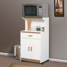 Merveilleux Microwave Stand Portable Kitchen Island, Kitchen Oven, Kitchen Storage,  Storage Cabinets, Kitchen