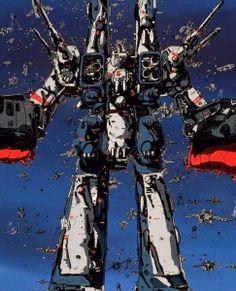 Robotech/ Macross. SDF-1