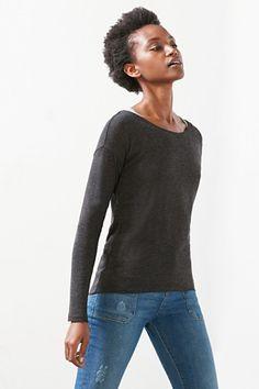 Esprit / Camiseta de manga larga 2 en 1