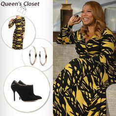 queen latifah outfits on her show - Google Search