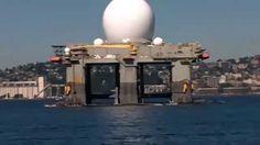 US Navy Deploying HAARP Tesla Weapon Platform SBX-1 to Hit North Korea with Earthquakes