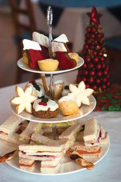 Christmas Afternoon Tea!