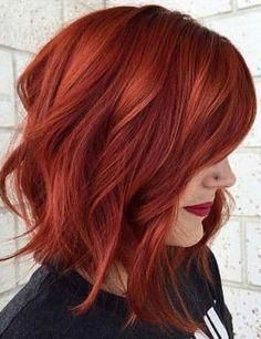 ideas for quinces ideas long bob ideas for guys ideas for hair hairstyle ideas ideas tutorial hairstyle ideas ideas long hair Medium Thin Hair, Short Thin Hair, Side Bangs Hairstyles, Long Face Hairstyles, Woman Hairstyles, 50s Hairstyles, Hairstyles Pictures, Dyed Red Hair, Red Hair Color