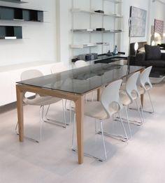 Karm 1205  http://www.fanuli.com.au/contemporary-dining-tables/karm-1205
