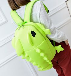 """Color:+fluorescent+green.+blue.+gray.+pink.black.+ Size:+length:27+cm10.53"""".+width:12+cm4.68"""".+height:42+cm/16.38'. Tips:++ *Please+double+check+above+size+and+consider+your+measurements+before+ordering,+thank+you+^_^ more+asian+cute+items,please+visit:+ http://asiancute.storenvy.com"""