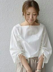 Swans Style is the top online fashion store for women. Stylish Dresses, Casual Dresses, Fashion Dresses, Casual Outfits, Look Fashion, Fashion Details, Fashion Design, Casual Tops For Women, Blouses For Women