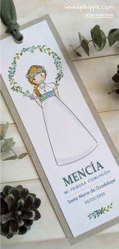 Color Del Pelo, First Communion, Scrapbooking, Original Gifts, First Holy Communion, Scrapbooks, Memory Books, The Notebook
