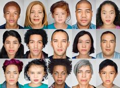 civicissues Martin Schoeller, National Geographic, We Are The World, People Of The World, Real People, Minorities In America, Mixed People, Mixed Race, Unbelievable Facts