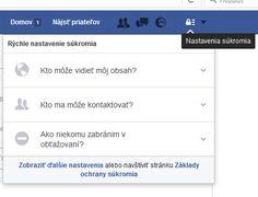 POZOR: 8 vecí, ktoré nikdy nezdieľajte na facebooku! | Info.sk