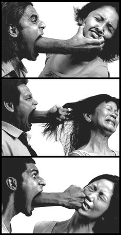 verbal abuse in pictures--by far the most effective message I've seen yet!!
