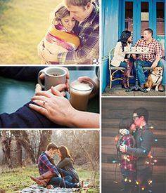 Engagement Photos and Save the Dates - Knoxville Bride Guide
