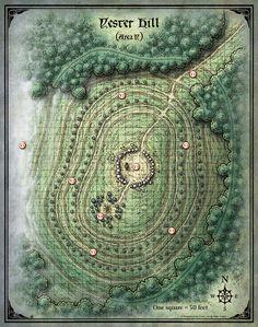 Curse of Strahd; Yester Hill (Digital DM & Player Versions) $1.75