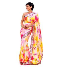 Mandira Bedi Stylish Silk Saree, http://www.snapdeal.com/product/mandira-bedi-stylish-silk-saree/654462060083