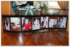 "Easy Craft: DIY ""Spell It Out"" Photo Gift"