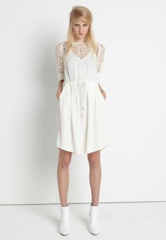Jennifer Drawstring Dress - Kate Sylvester S13 :