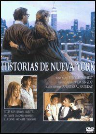 Historias de Nueva York [Vídeo DVD] / [dirigida por] Woody Allen, Francis Coppola y Martin Scorsese. Touchtone Pictures, D.L. 2003