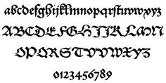 Type design pages for Klaus-Peter Schaeffel. Type design information compiled and maintained by Luc Devroye. Calligraphy Templates, Type Design, Alphabet, Fonts, Math Equations, Designer Fonts, Alpha Bet, Types Of Font Styles, Print Design
