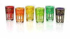 moroccan tea glasses - - Yahoo Image Search Results