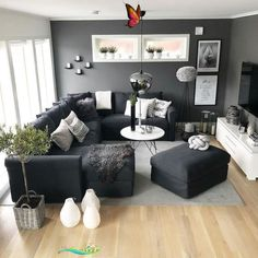 30+ Latest Living Room Decorating Ideas For Your Small Apartment #smallapartmentlivingroom When it 30+ Latest Living Room Decorating Ideas For Your Small Apartment #smallapartmentlivingroom When it comes to comfort and functionality, it is hard to i...<br> Dark Furniture Living Room, Living Room Grey, Living Room Modern, Living Room Sofa, Living Room Designs, Living Room Decor, Bedroom Furniture, Modern Furniture, Dining Room
