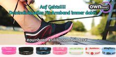 2017 wird dein Jahr!!! Setze deine sportlichen Ziele auf dein individuelles Armband von ownband.de und trage diese immer bei dir. Jetzt dein Armband designen auf ownband.de #ownband #Armband #Sport #Fitness #2017 #Ziele #Motivation #DIY