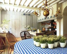 Axel Vervoordt, House and Garden.  via Mark D. Sikes: Chic People, Glamorous Places, Stylish Things