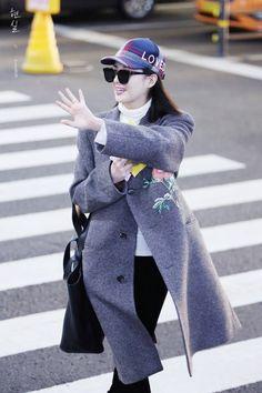 171218 인천공항 입국  #서현 #seohyun  http://hyunsil628.tistory.com/9