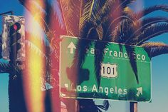 This summer I want to go to LA!