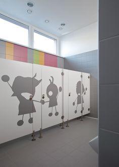 Kindergarten In Selo / Minimart