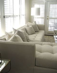 I want this sectional