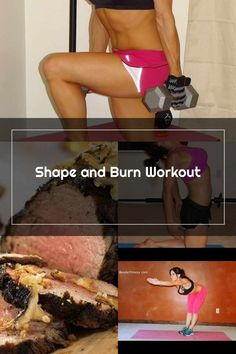 Melissa Bender Shape and Burn Workout. Shape, tone and burn fat! Come on bikini body! Melissa Bender Melissa Bender, Bikini Bodies, Fat Burning, Burns, Shapes, Workout, Desserts, Food, Tailgate Desserts