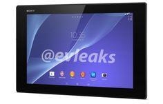 #Tecnologia Sony Xperia Tablet Z2 se filtra con interfaz de Android 4.4 KitKat,