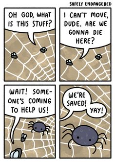 Safely Endangered Comics That Will Make You Laugh Out Loud Really Funny Memes, Stupid Funny Memes, Funny Stuff, Funniest Memes, Funny Shit, Funny Things, Cute Comics, Funny Comics, Safely Endangered