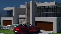 Modern House Floor Plans, Home Design Floor Plans, Contemporary House Plans, Luxury House Plans, Modern House Design, 4 Bedroom House Designs, 4 Bedroom House Plans, Garage House Plans, Car Garage