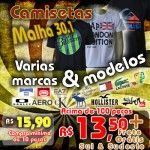 Camisetas Replicas Atacado