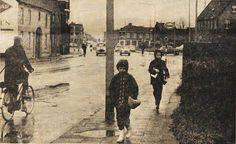 De Tunnelstraat in Geleen in de jaren '60