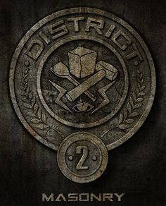 "Which ""Hunger Games"" District Do You Belong In? I got: District 2  One of the largest and wealthiest districts of Panem, District 2's industry is masonry, responsible for manufacturing weapons and training and recruiting Peacekeepers. It originally specialized in mining and stone cutting. It is loyal to the Capitol. Children of District 2 spend their whole lives training for the Hunger Games and they are known as ""Careers,"" tributes who band together to attack the weakest contestants."